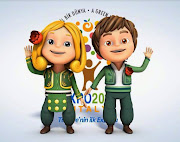 Скажи привет маскотам ЕКСПО 2016 Анталия: Эдже & Эфе