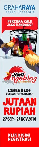 jago ngeblog