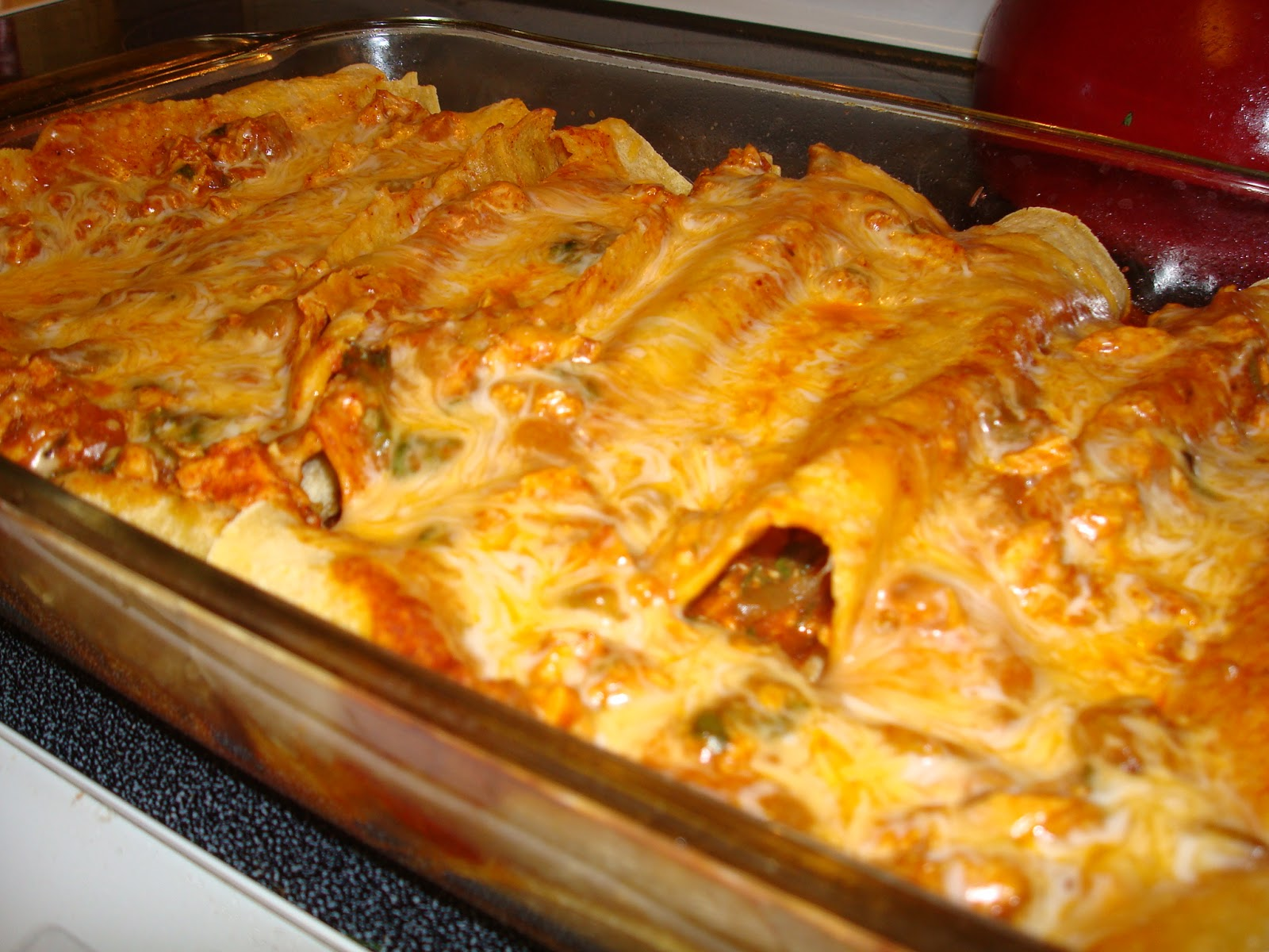 Chicken Enchiladas | Weight Watchers Recipes