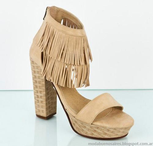 Zapatos 2013. Moda zapatos verano 2013.