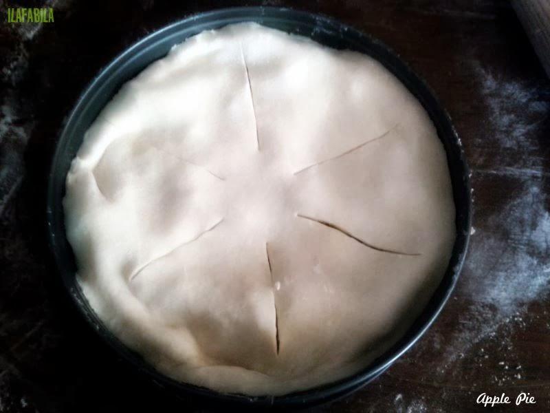 Apple Pie forno Ilafabila