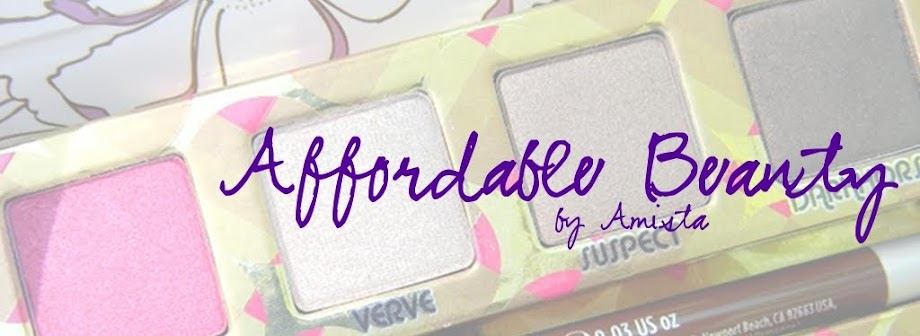 Affordable Beauty