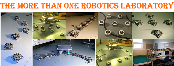 Welcome to the More-than-One robotics lab!