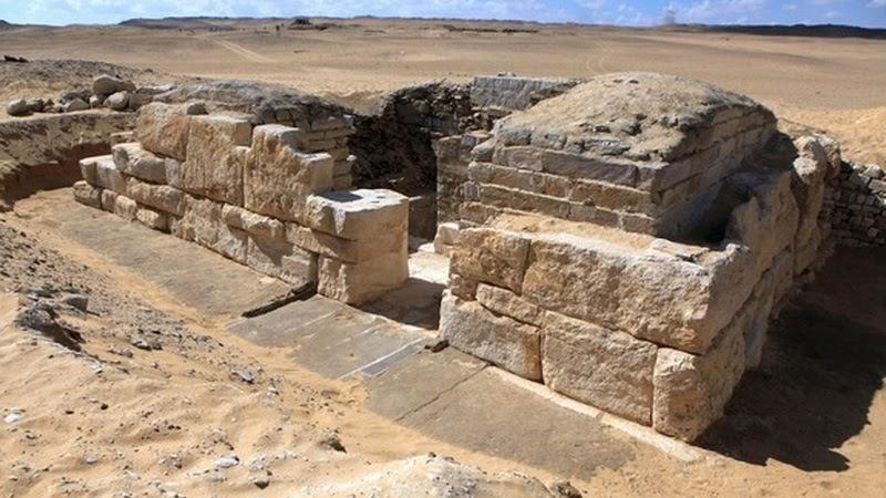 Arkeolog Temukan Makam Istri Firaun dan Dewa Akhirat