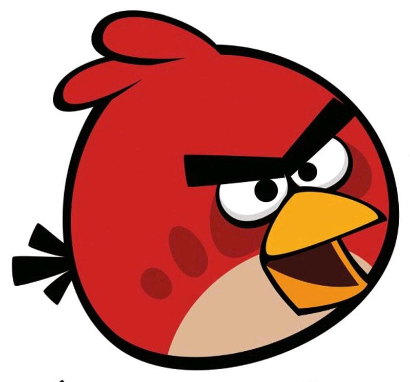 Imprimir Dibujos: Dibujos de Personajes de Angry Birds ...