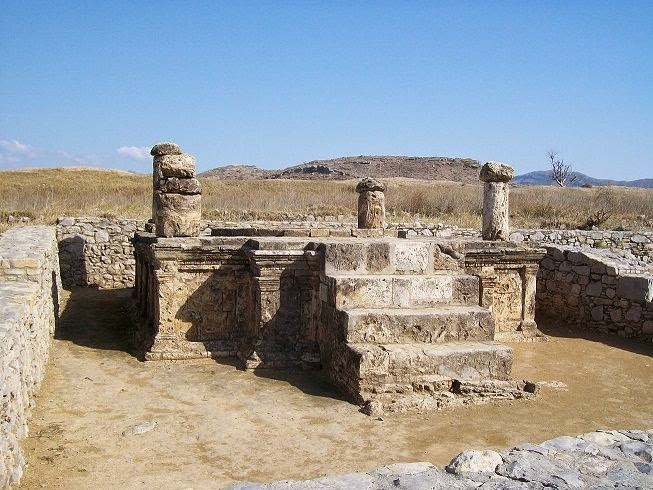 Ruins of taxila city