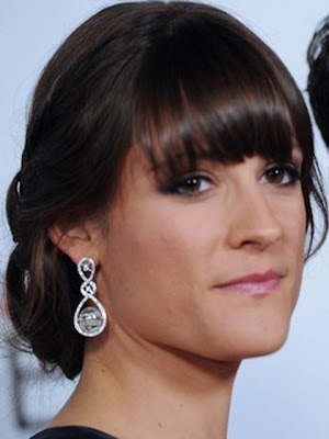 Rachael Kemery Dangling Diamond Earrings