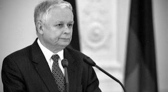 Lech Kaczyński - w 70 Rocznicę agresji Sowietów na Polskę