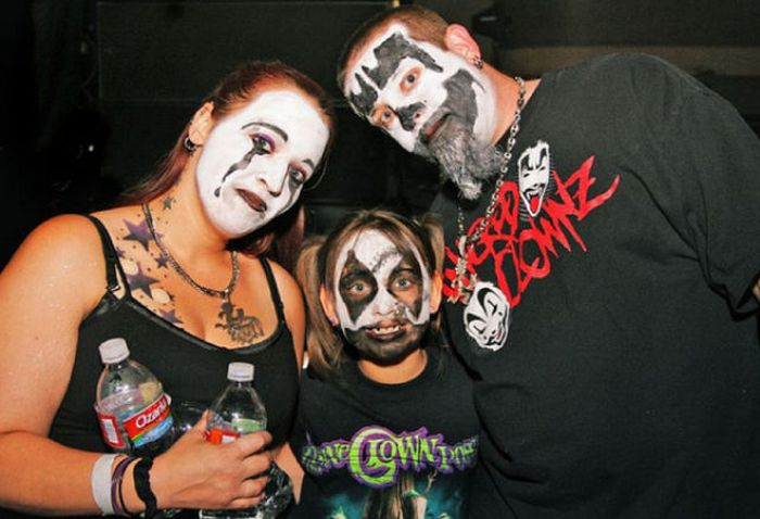 Monday  April 16  2012Icp Juggalo Family