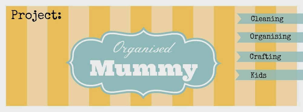 Project : Organised Mummy