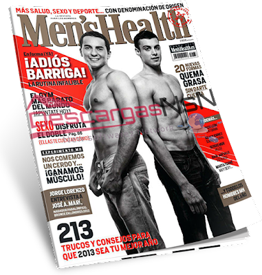 Men's Health Enero 2013 (Sp1072;in)