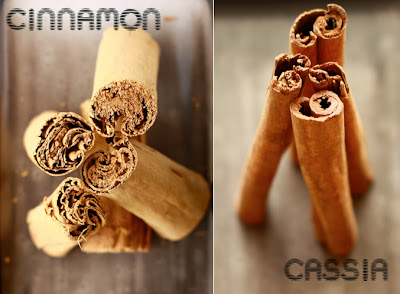 Cinnamon - Ceylon and Cassia