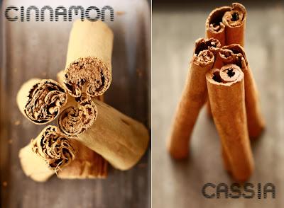 Cinnamon - Ceylon and Cassia