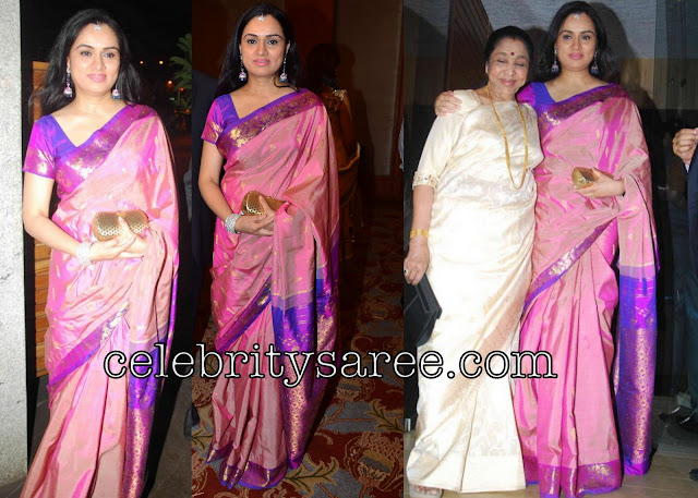 padmini kolhapure in saree - photo #9