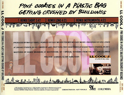 LL Cool J – Pink Cookies In A Plastic Bag Getting Crushed By Buildings (Promo CDS) (1993) (320 kbps)