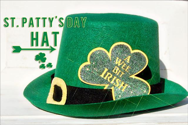 Irish, Glitter, Glitz, St. Patty's Day