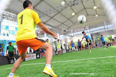 adidas EXTREME POWER 5's Futsal