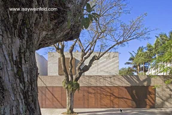 Residencia minimalista en San Pablo, Brasil