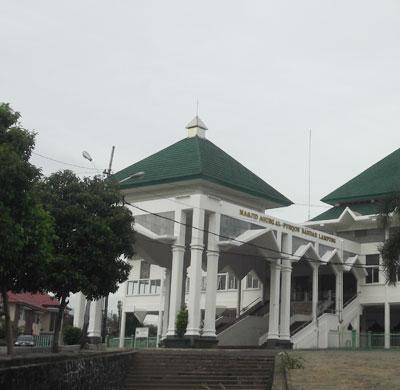 Masjid Al Furqon Bandar Lampung
