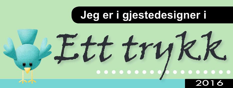 Gjestedesigner for Ett Trykk 2016