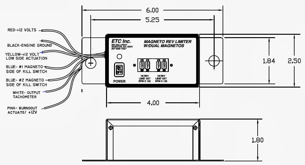 6021 mallory 6a ignition wiring diagram mallory
