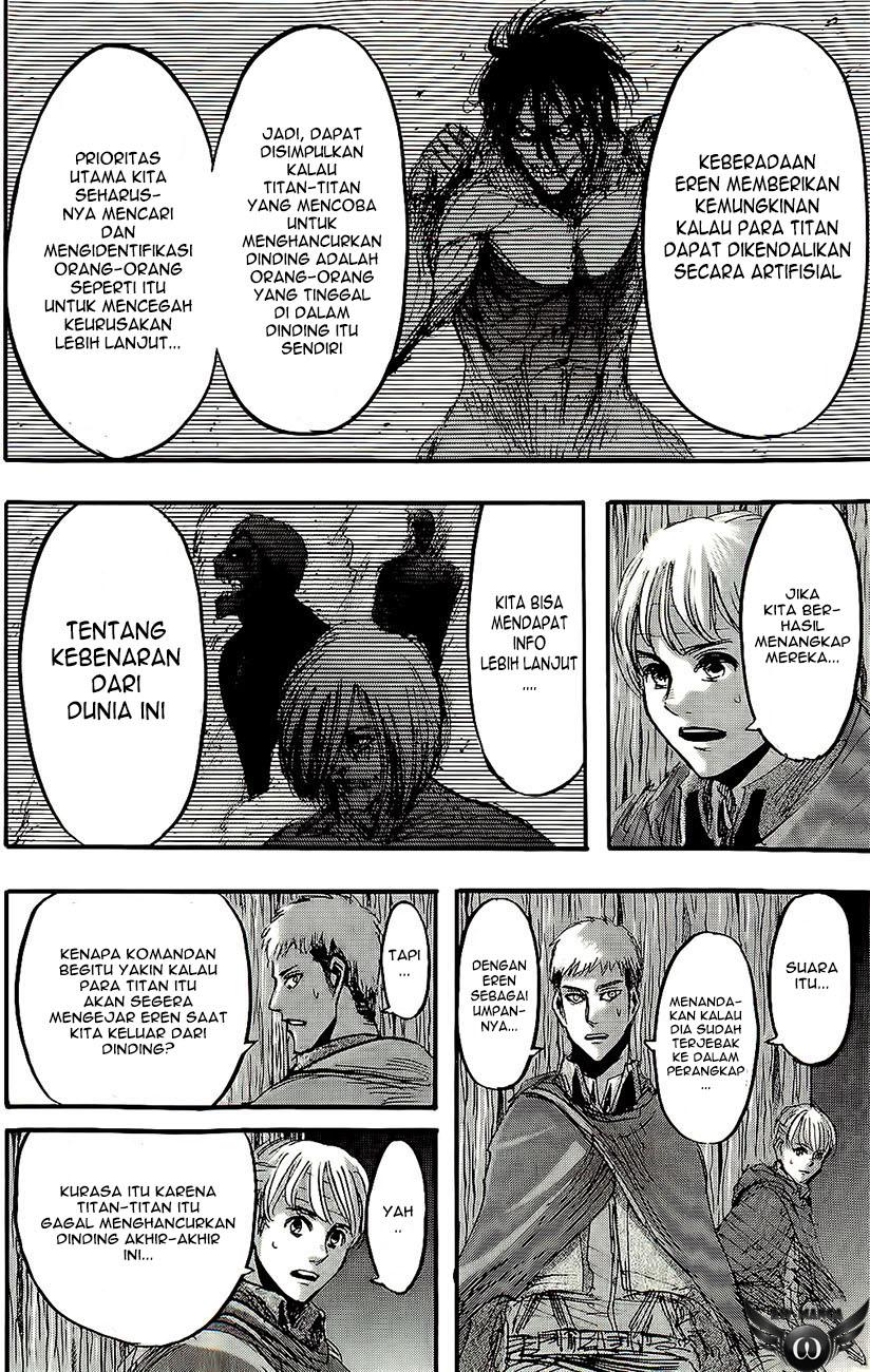 Shingeki no Kyojin Chapter 27-7