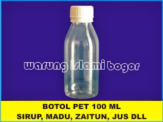 Jual Botol PET 120ml