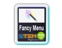 VTEM Fancy Menu v1 - VTEM Joomla Extensions