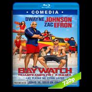 Baywatch: Guardianes de la bahía (2017) UNRATED BRRip 720p Audio Dual Latino-Ingles