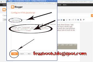 Cara Mudah Membuat widget SMS gratis Di Blog