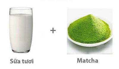 Làm đẹp với bột trà xanh