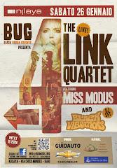 26/01/13 LINK QUARTET & MISS MODUS