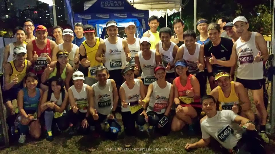 Ops Falcon Finale: 2XU Compression Run 2014