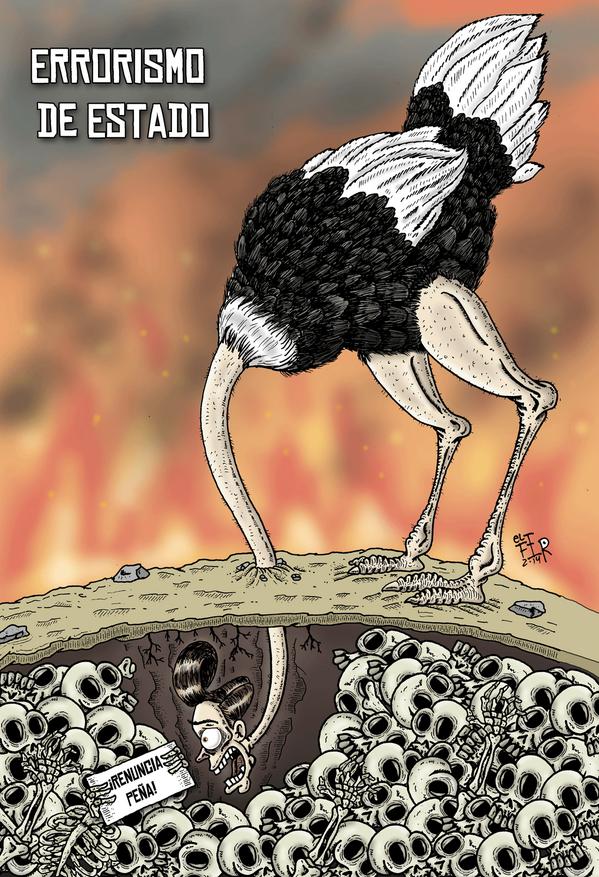 México terrorismo de Estado