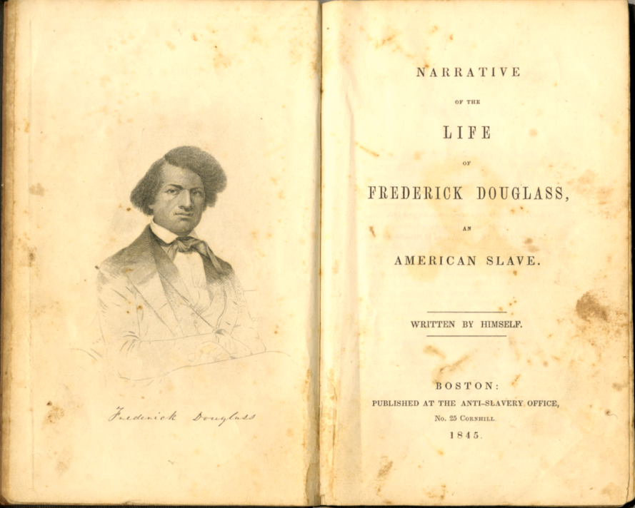 a biography of frederic douglass and his influence