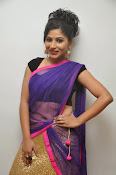 Madhulagna Das Half Saree photos-thumbnail-18