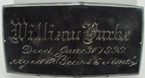 Coffin Plate