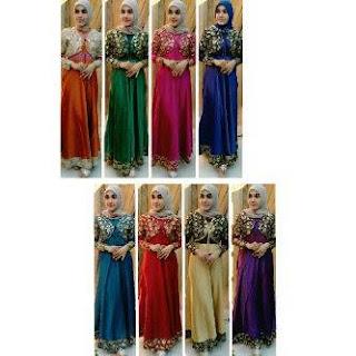Baju muslim gamis aceh trend busana wanita masa kini