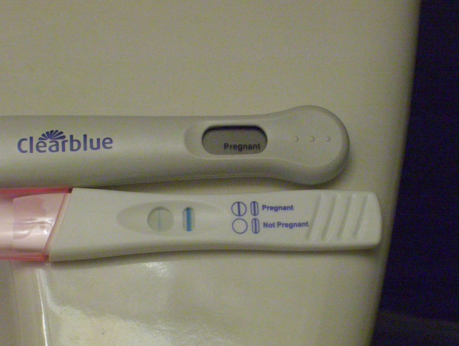 Byards' Bywords: Baby FAQ (and a pregnancy test)