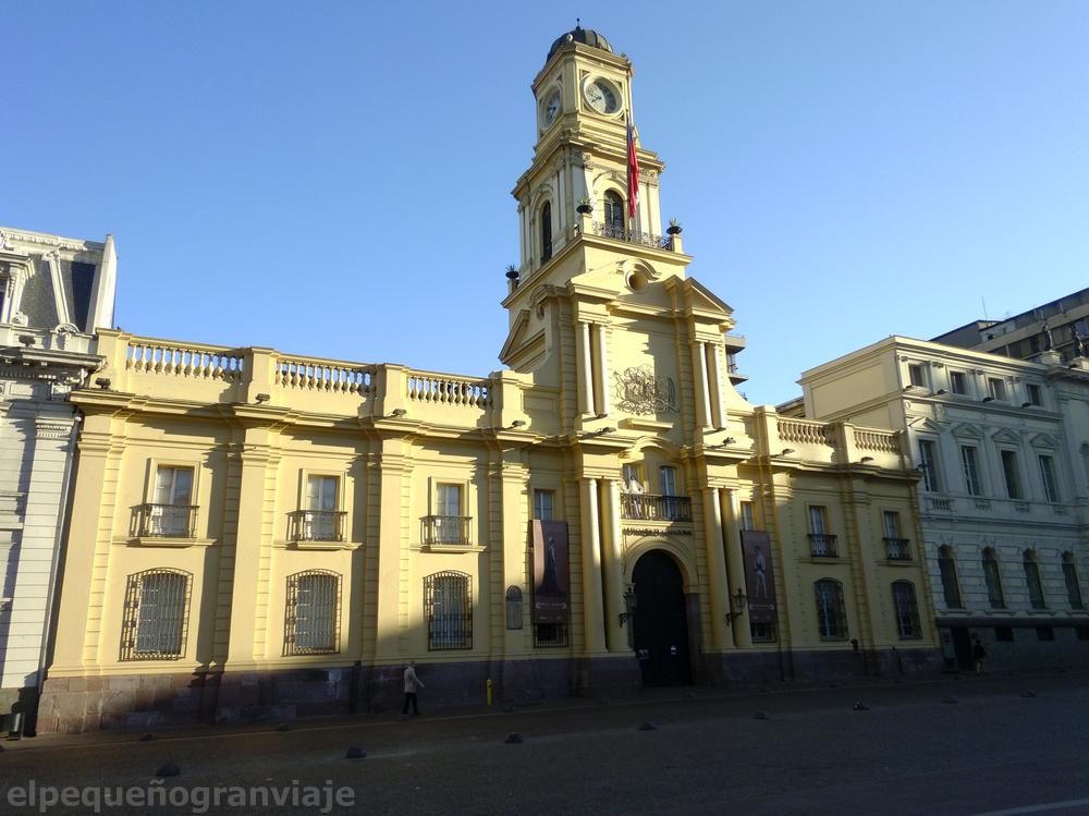 Santiago de Chile, Chile, museo