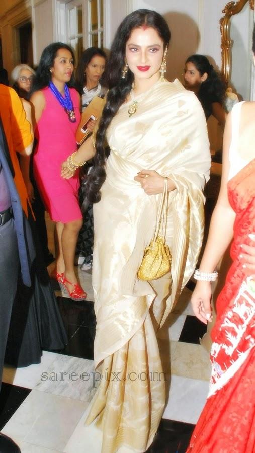 Rekha-traditional-silk-saree-SF