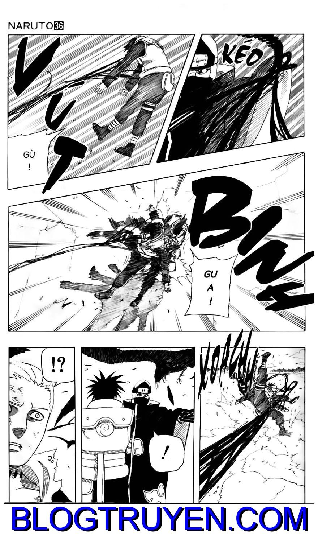 Naruto - Chapter 327 - Pic 8
