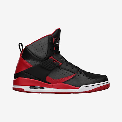 Jordan Flight 45 High Men's Shoe # 384519-011