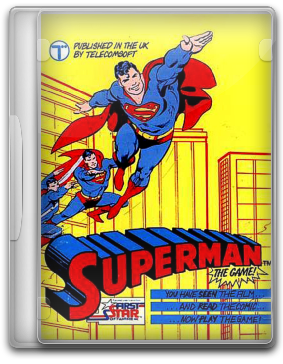 Superman The Game
