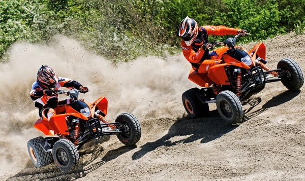 KTM 450 SX ATV Bikes Compatation Photos