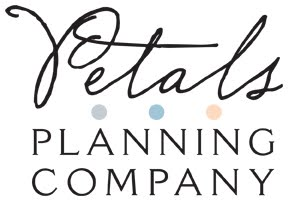 Petals Planning Company:  A Boutique Wedding + Event Planning Experience