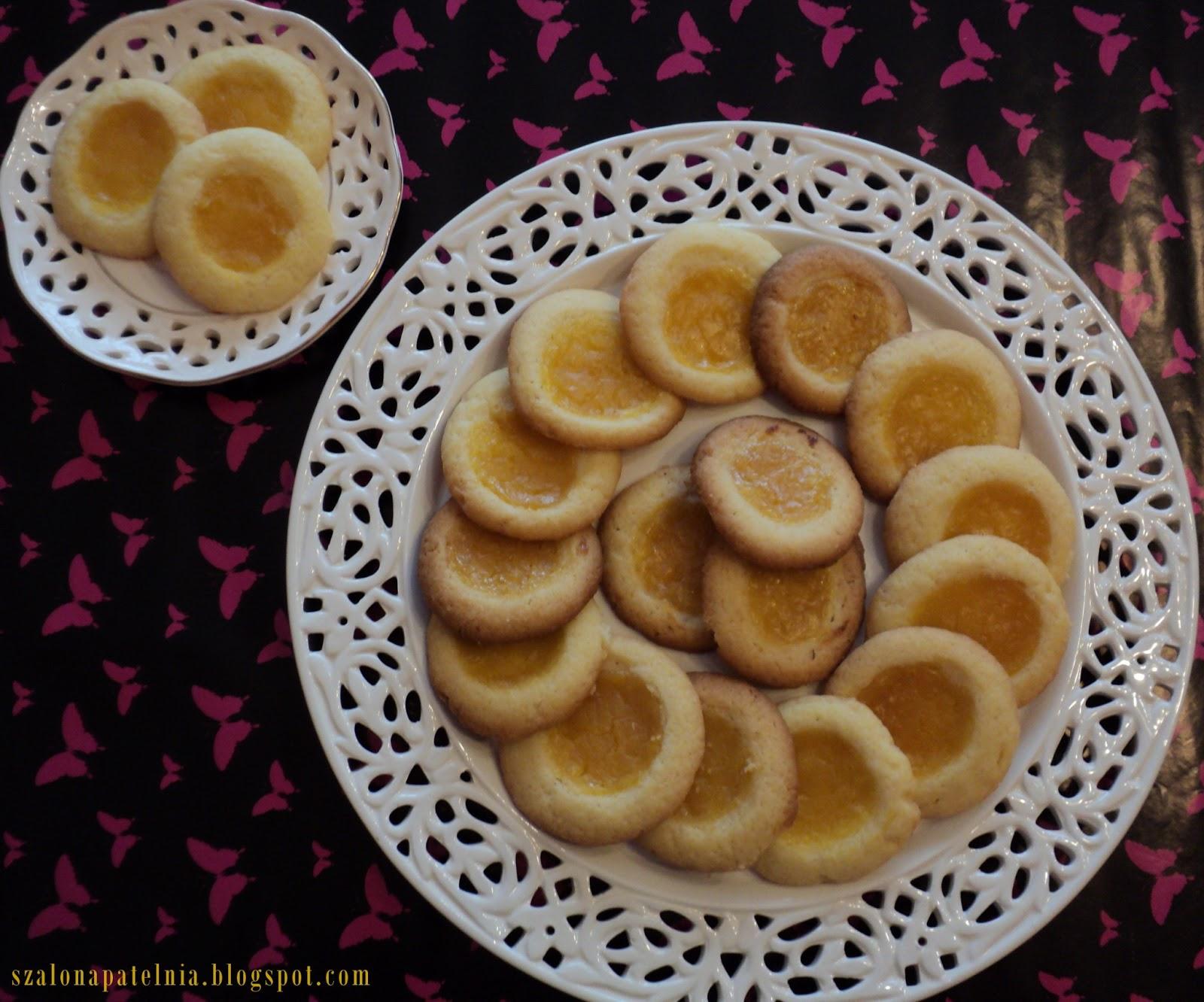 Skwierczace Pomysly Z Szalonej Patelni Kruche Ciasteczka Z Lemon Curd