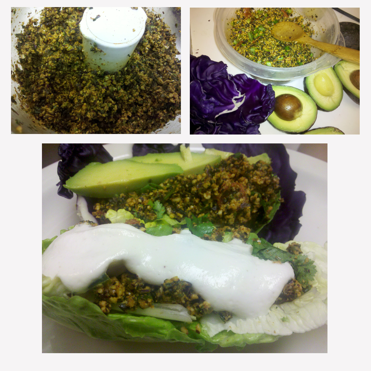 Taco Salad Tuesday The Raw Veganista