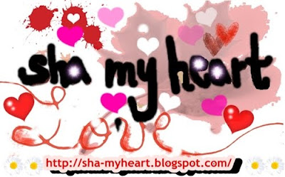 !                                                                             sha my heart