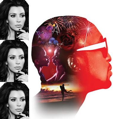 Darey Kim Kardashian